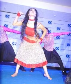 Shanti Dynamite performs at Karmaveer Sports Complex