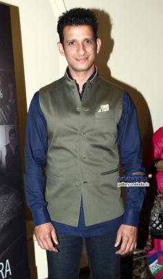 Sharman Joshi at Prem Chopra's autobiography launch