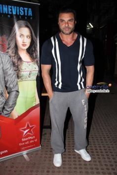 Sohail Khan at premiere of new tv show Ek Hasina Thi