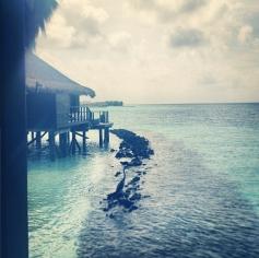 Sonam Kapoor's Maldvies Vacation