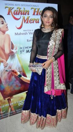 Sonia Mann at Kahin Hai Mera Pyar film music launch