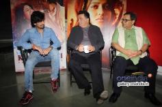 Sonu Nigam, Rishi Kapoor and Subhash Ghai at Kaanchi film media interaction