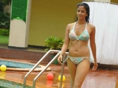 Rithika Sood in Bikini