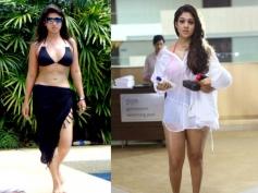 Nayantara in Bikini