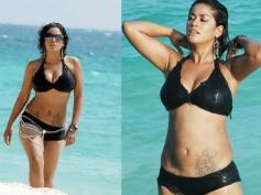 Mumaith Khan in Bikini