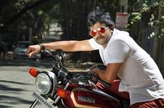 Srinagar Kitty in Kannada Movie Subramani