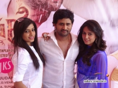 Srinagar Kitty at Subramani Movie Press Meet