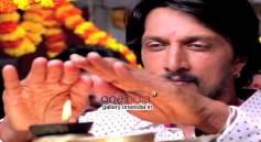 Sudeep in Kannada Movie Maanikya