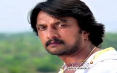 Sudeep in Kannada Movie Maanikya