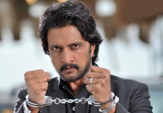 Sudeep in Telugu Movie Bachchan