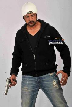 Sudeep in Telugu Movie Bachchan