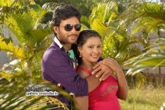Sujith and Sowjanya in Kannada Movie Malli