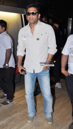 Suniel Shetty at Koyelaanchal film trailer launch