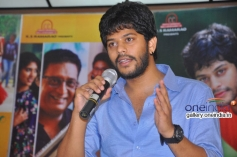 Tejas at Ulavacharu Biryani Movie Press Meet