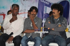 Thriller Manju, Gurukiran at Brahma Movie 50 Days Success Meet