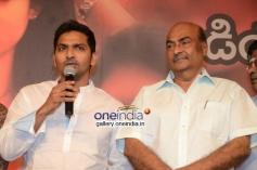 Vaibhav and Kodandarami Reddy at Anamika Audio Launch