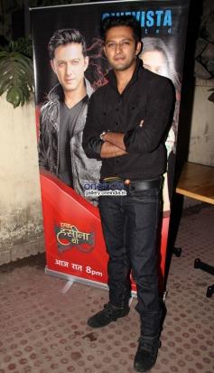 Vatsal Seth at premiere of new tv show Ek Hasina Thi