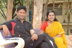 Venkatesh Prasad, Suhasini in Kannada Movie Sachin Tendulkar Alla