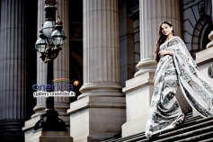 Vidya Balan's photoshoot for Indian Film Festival of Melbourne 2014