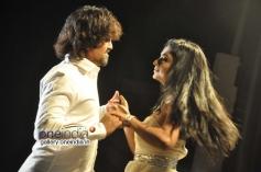 Vijay and Deepika Das in Kannada Movie Kanji Pinji Love