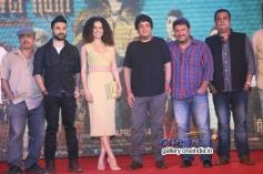 Vir Das, Kangna Ranaut, Sai Kabir and Tigmanshu Dhulia at press conference of film Revolver Rani