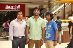 Vishal still from Indrudu