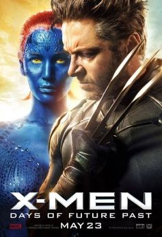 X Men Days of Future Past - character poster