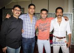 Abhinav Jain, Murli Sharma, Bhanu Uday &  Deepraj Rana