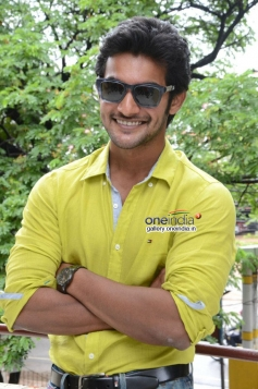 Actor Aadi Image