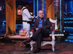 Actor Anupam Kher's Kuch Bhi Ho Sakta Show