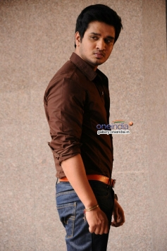 Actor Nikhil in Karthikeya Movie