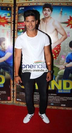 Actor Ravi Dubey at Special Screening of Kuku Mathur Ki Jhand