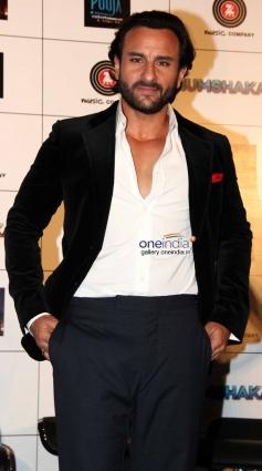 Actor Saif Ali Khan at Press Conference of Humshakals at PVR Andheri
