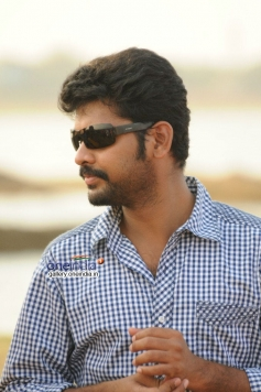 Actor Vimal still from Manja Pai Movie
