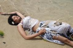 Actress Anuya Bhagvath pics from Rangam Modalaindi