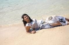 Actress Anuya Bhagvath Stills from Rangam Modalaindi