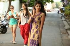 Actress Deepthi Manne in Yeva Movie