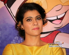 Actress Kajol as Mighty Mom