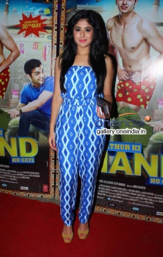 Actress Kritika Kamra at Special Screening of Kuku Mathur Ki Jhand