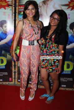 Actress Manini Mishra at Special Screening of Kuku Mathur Ki Jhand