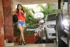 Actress Parinidhi in Over Dose Movie