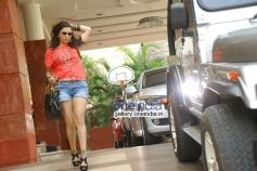 Actress Parinidhi in Over Dose