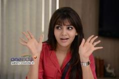 Actress Samantha in Manam