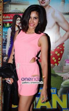 Actress Sonalli Sehgall at Special Screening of Kuku Mathur Ki Jhand