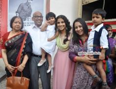 Actress Vidya Balan at Bobby Jasoos Trailer Launch