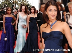 Aishwarya Rai 2006 Look at Cannes