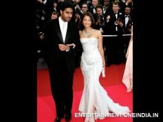 Aishwarya Rai 2007 Look at Cannes