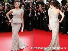 Aishwarya Rai 2011 Look at Cannes