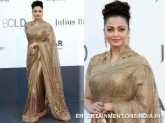 Aishwarya Rai AmfAR Gala: 2013 at Cannes