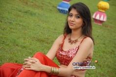 Akila Kishor in Kannada Movie Kaala Bhairava